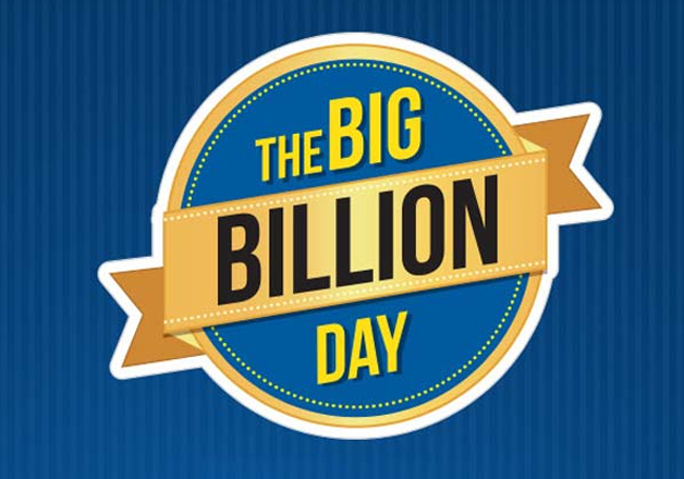 Flipkart to hold five-day 'Big Billion Day' sale from