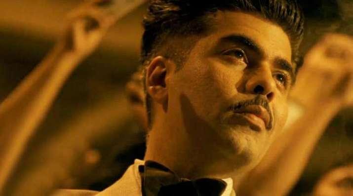 India Tv - Karan Johar has the most hilarious take on 'Bombay Velvet' his acting failure