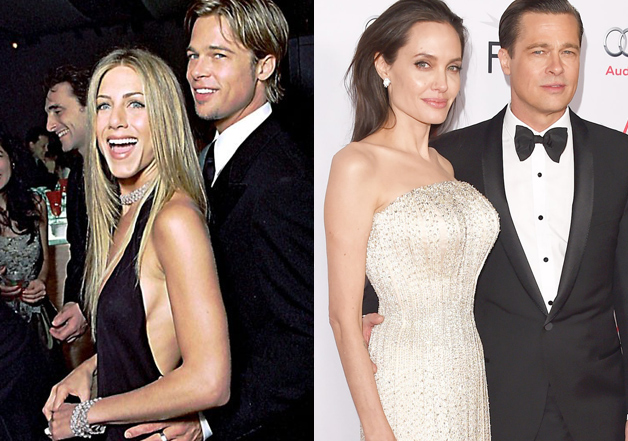 Jennifer Aniston's 'reported' take on Brad Pitt and