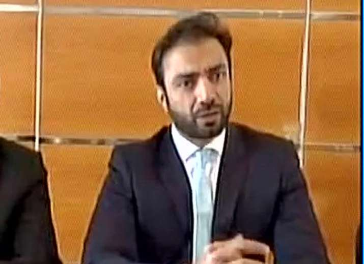 Exiled Baloch nationalist leader aBrahumdagh Bugti