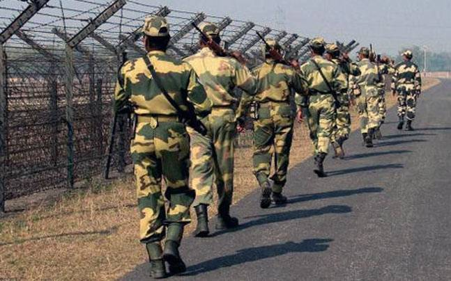 Representational image: BSF troops along Pakistan border in