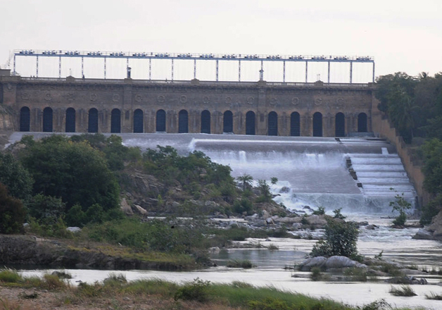 Karnataka finally begins release of Cauvery water to Tamil