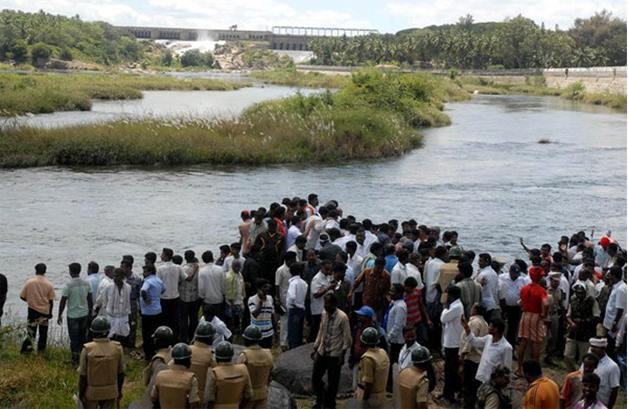 India Tv - Cauvery river