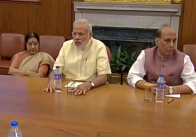 PM chairs crucial CCS meet, review of Pak's MFN status