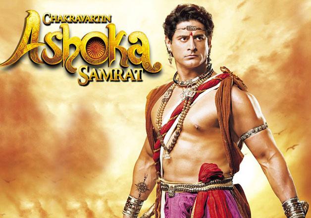 Oh no! Mohit Raina's 'Chakravartin Ashoka Samrat' to