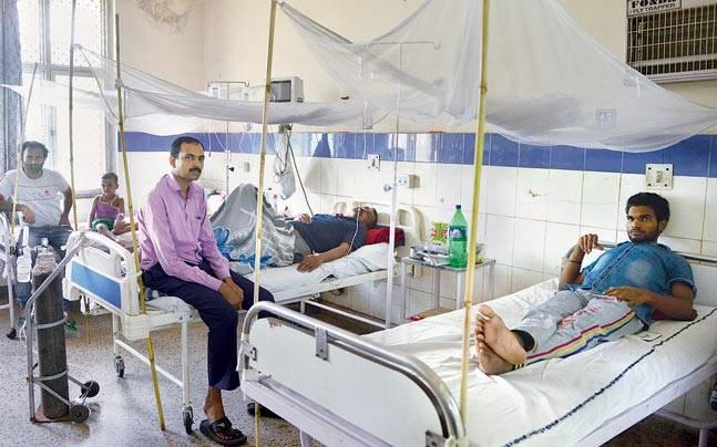 Chikungunya outbreak | India TV