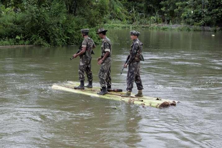 China trespassed Indian territory in Arunachal Pradesh: