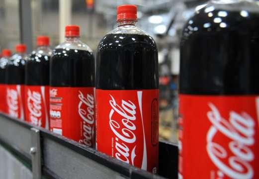 Coca-Cola factory in France
