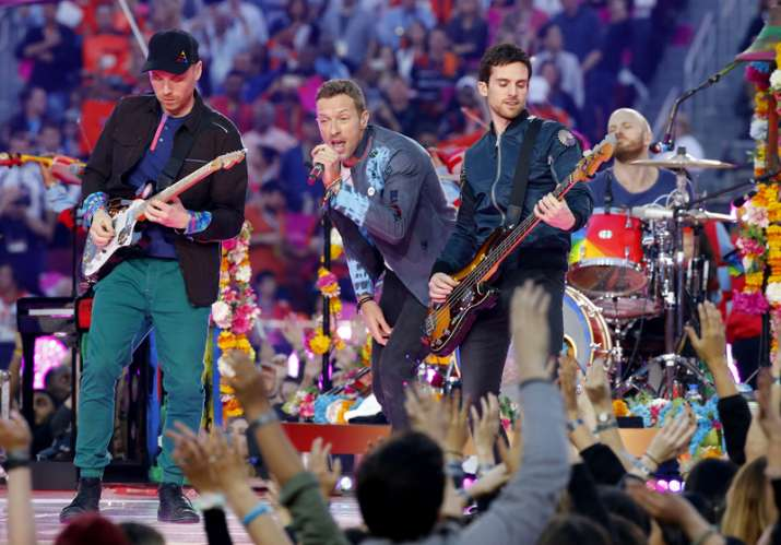 Tickets for Coldplay's concert in Mumbai have waiting of