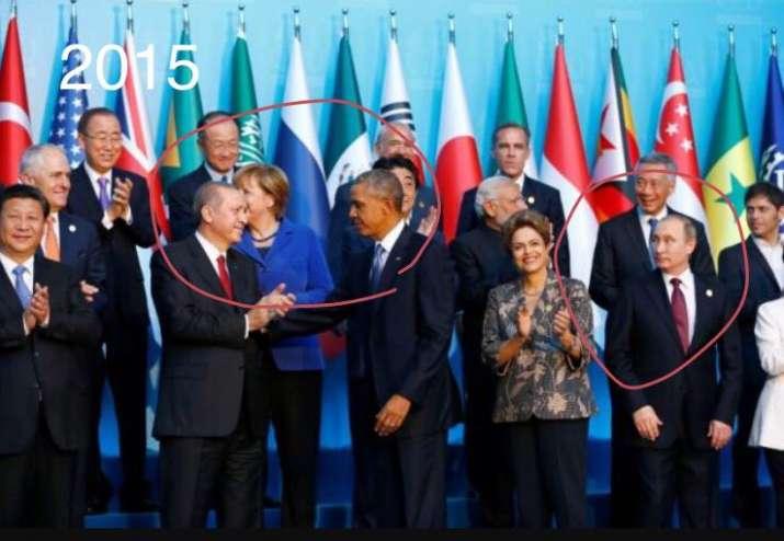 India Tv - G20 Summit in 2015