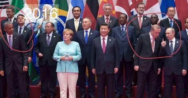 India Tv - G20 Summit in 2016