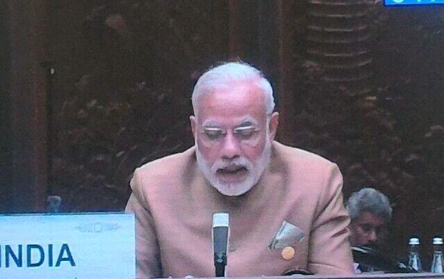 PM Modi at G-20 summit