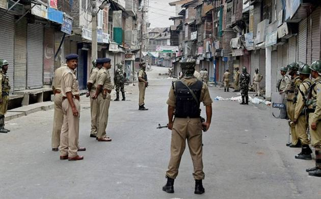 Curfew in Kashmir on Eid | India TV