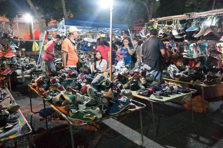 Davao City night market in Philippines | India TV