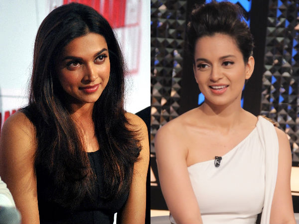 Kangana was told Deepika is highest paid actress and the