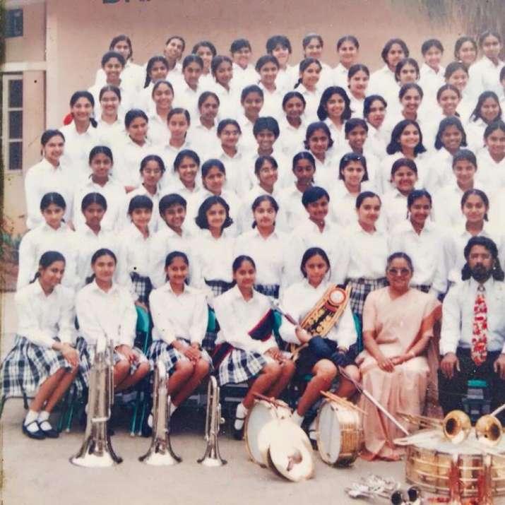 India Tv - Deepika Padukone's old school picture