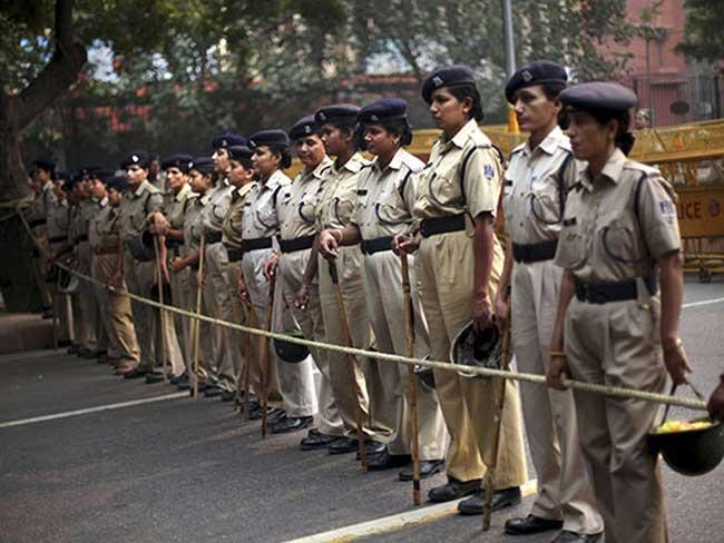 Delhi Policewomen