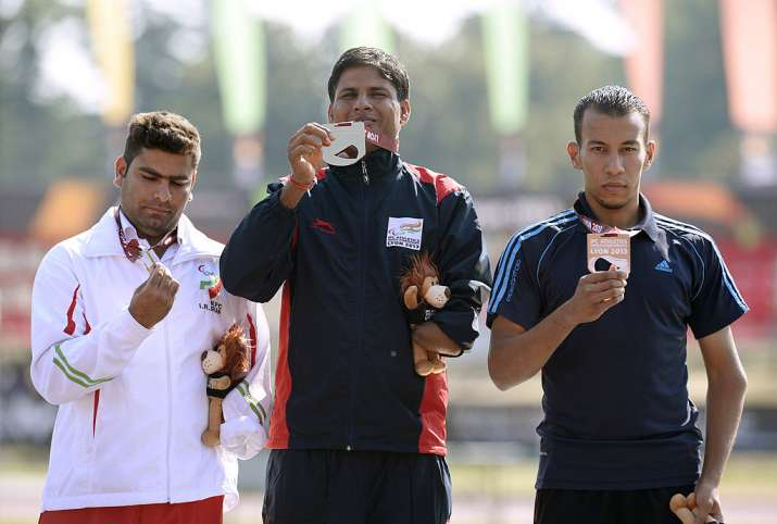 Rio Paralympics: Javelin thrower Devendra Jhajharia bags