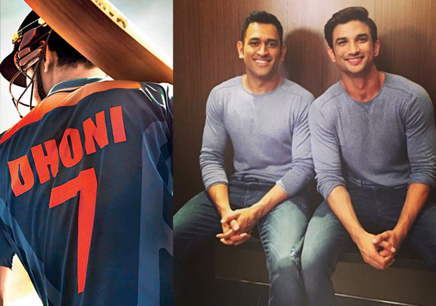 Check out how Sushant Singh Rajput is teasing MS Dhoni