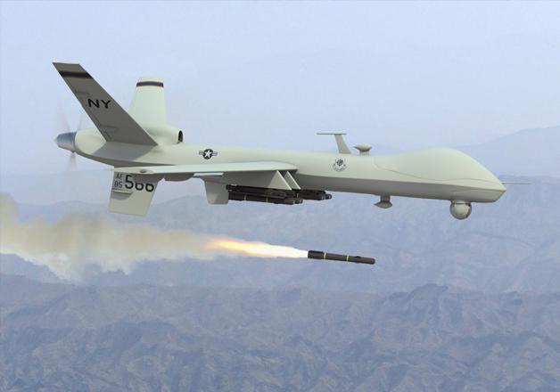 18 people killed in suspected US drone strike in