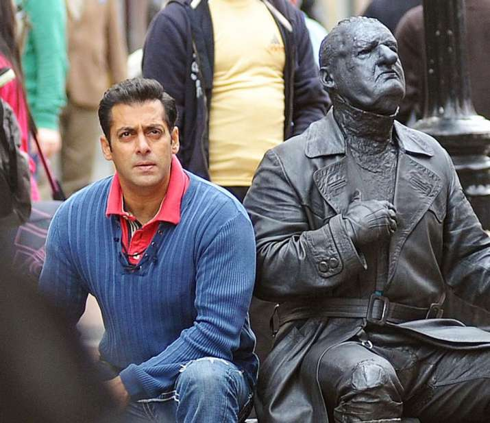 India Tv - Ek Tha Tiger was a blockbuster