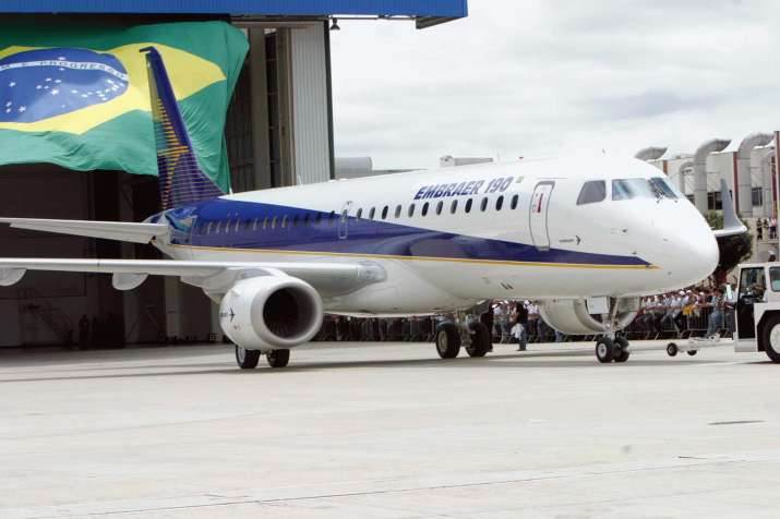 Embraer deal | India TV