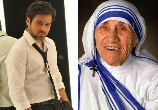 Emraan Hashmi visits Mother Teresa's house in Kolkata