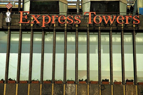 Fire breaks out at Express Towers in Mumbai's Nariman