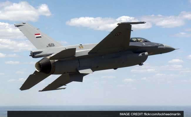 Pak spooks amid reports of F-16 flying over Islamabad