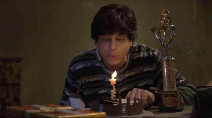 India Tv - A still from Shah Rukh Khan's Fan