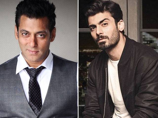 Fawad Khan joins hands with Salman for a movie