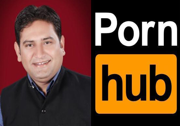 Pornhub's epic jibe at sacked AAP minister Sandeep Kumar