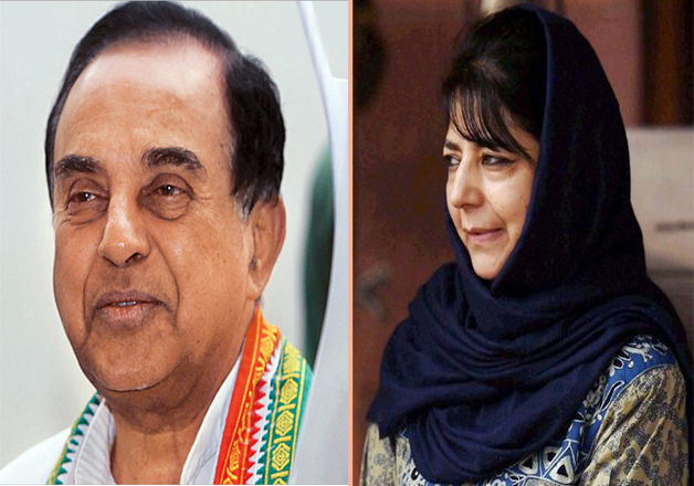 Mehbooba like 'tail of a dog that can't be