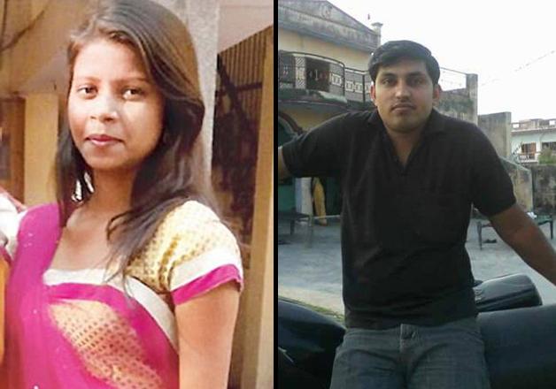 Karuna and her jilted lover Surendar who stabbed her 30