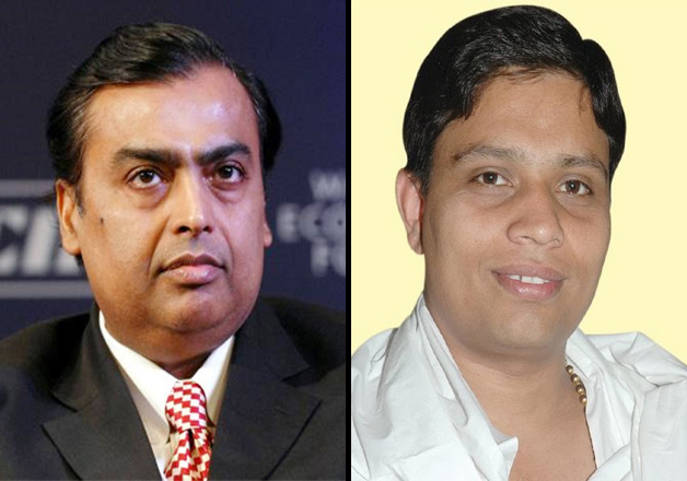 Mukesh Ambani tops Forbes's list of richest Indians