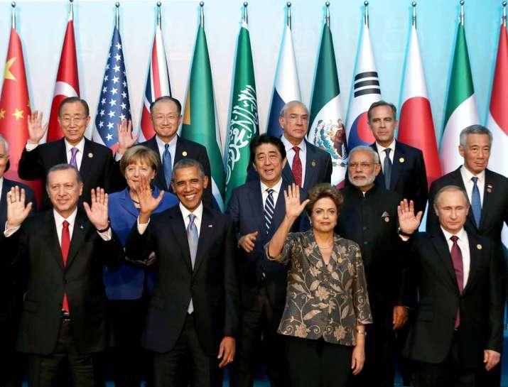 G20 Summit in 2015