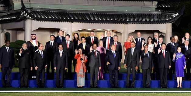 India Tv - G20 Group Pic