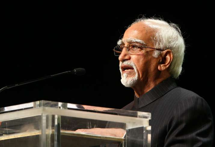 Hamid Ansari | India TV
