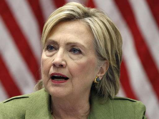 After abrupt 9/11 event exit, Hillary Clinton diagnosed
