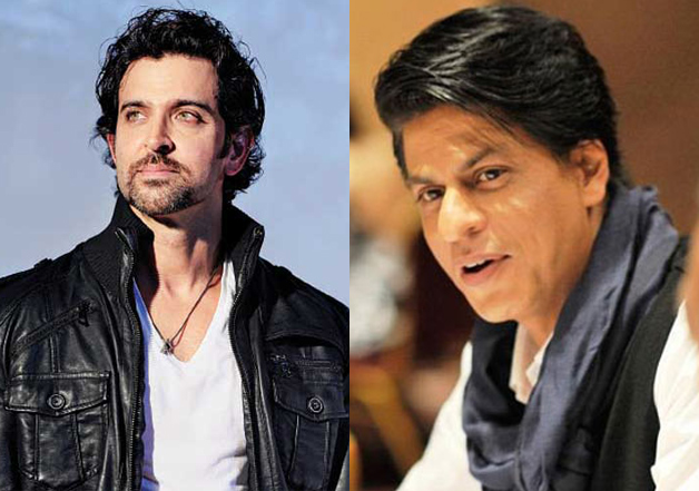 SRK and Hrithik face each other at box office again in Dec