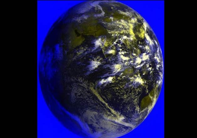 First colour image of Earth captured by INSAT-3DR