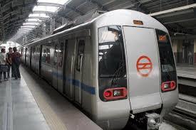 'Smelly deo' brings Delhi Metro train to halt,
