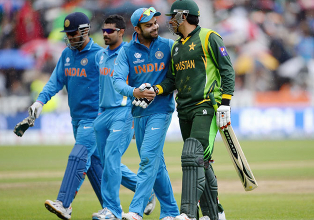 No question of playing cricket with Pakistan, says BCCI