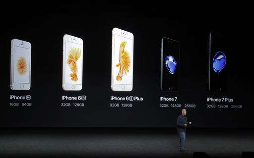 iPhone 7, iPhone 7 Plus unveiled