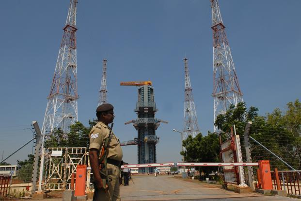 Isro set to launch INSAT-3DR today