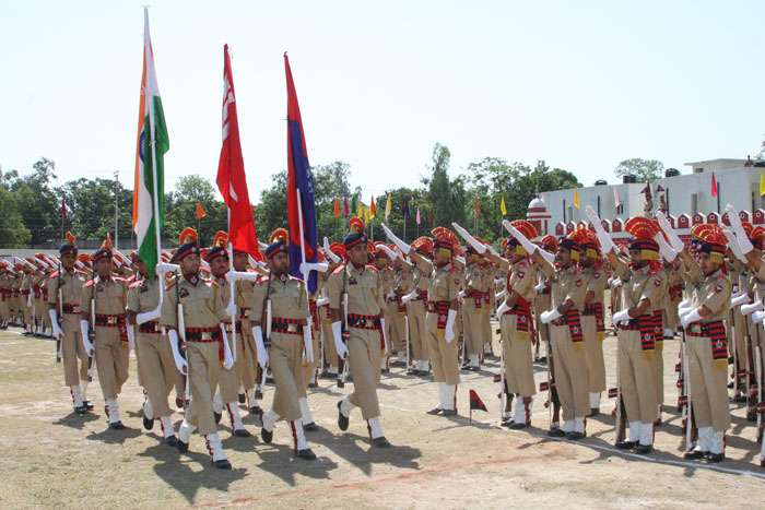 Jammu and Kashmir Police | India TV