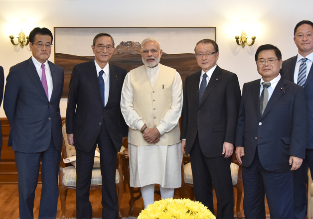 Japan lawmakers hail PM Modi's call for isolating nations
