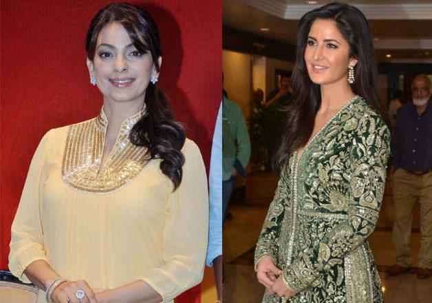 Juhi Chawla lauds Katrina, says she well deserved the Smita