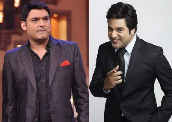 I want to 'roast' Kapil Sharma on my show, says Krushna