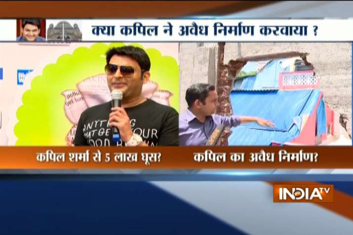 Kapil Sharma lands in controversy